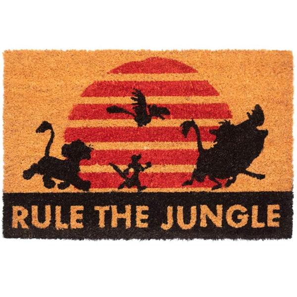 felpudo Rule the Jungle Lion King Disney