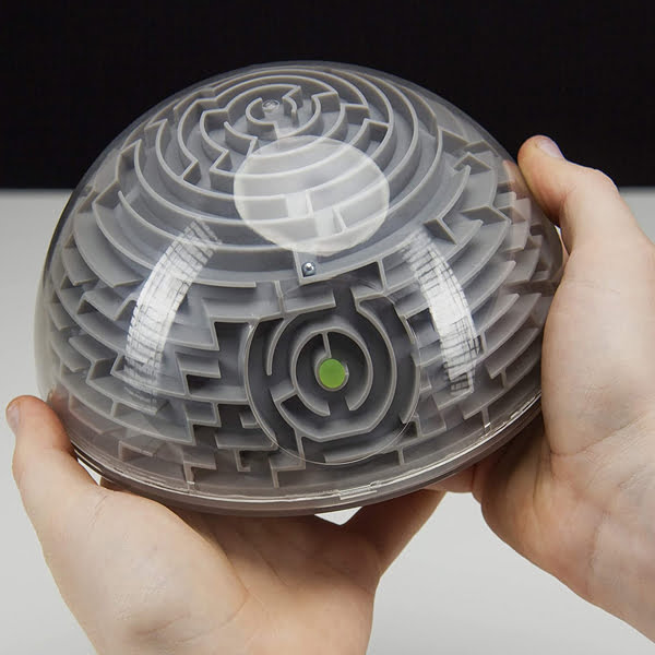 laberinto death star