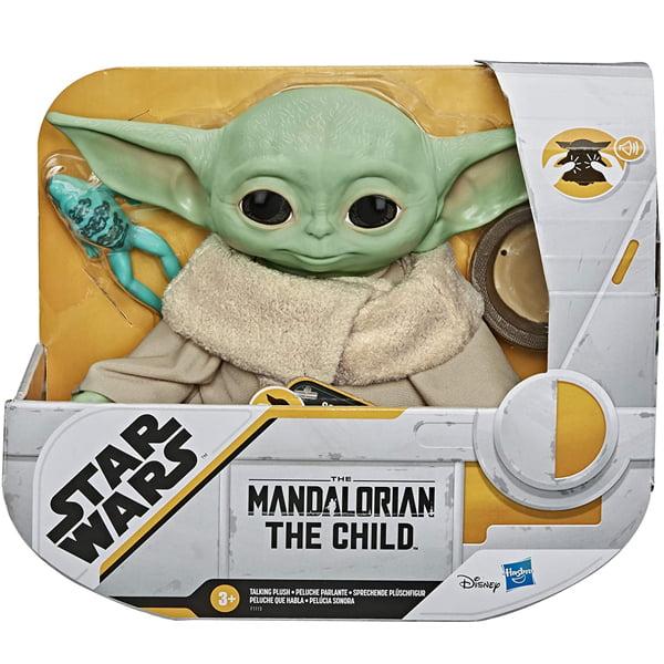 star wars mandalorian the child figura