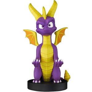 spyro the dragon figura soporte telefono o mando consola