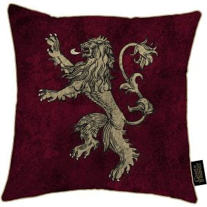 cojin decorativo lannister got