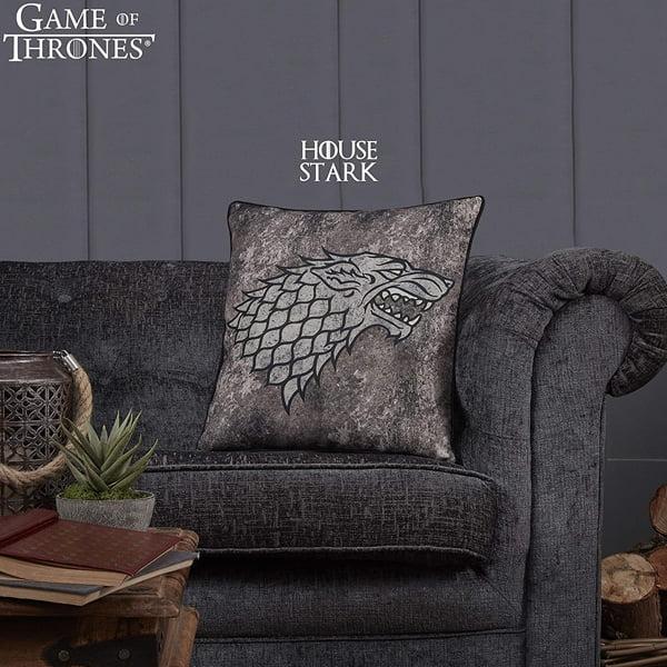 cojin casa star juego de tronos