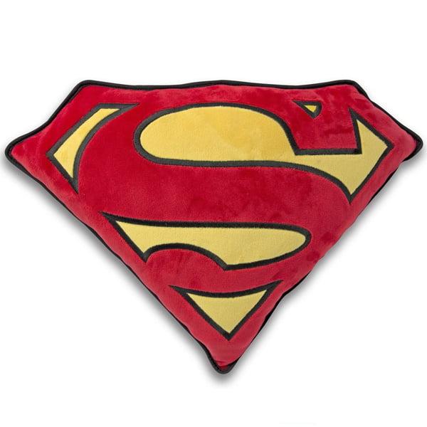 cojin logo superman