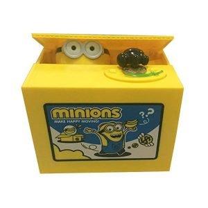 hucha caja minion