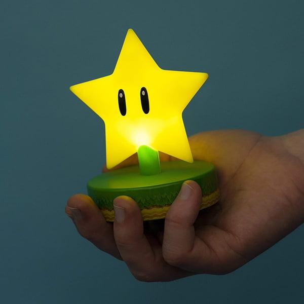 luz estrella mario bros nintendo