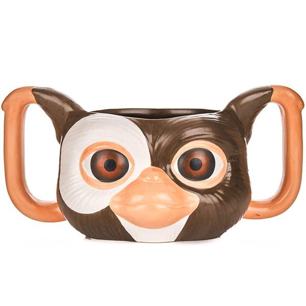 taza ceramica 3d personaje gizmo gremlins