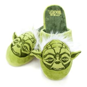 pantuflas estar por casa yoda star wars