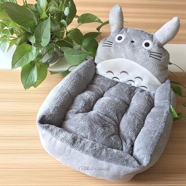 colchon totoro mascota