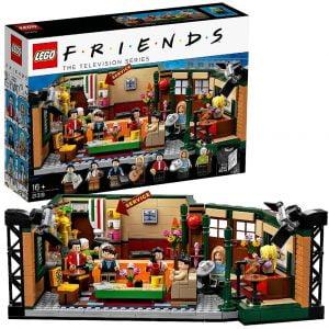 cafeteria friends lego
