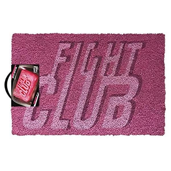 felpudo pelicula el club de la lucha