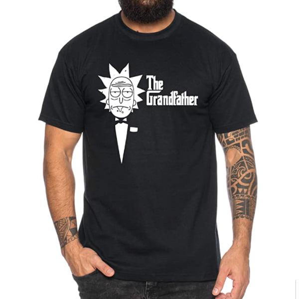 camiseta el padrino rick sanchez