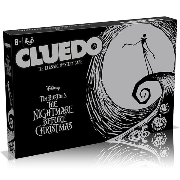 cluedo nightmare before christmass